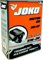 Моторное масло  JOKO  100% Synthetic SN/CF 5w-30 4л